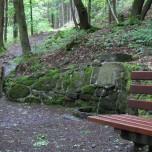 Bertaquelle Goethewanderweg