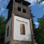 Bismarckturm bei Sitzendorf