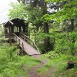 Schwalbenstein Goethewanderweg