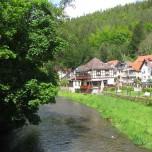 Schwarza in Schwarzburg