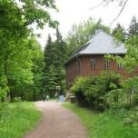 Jagdhaus Gabelbach Goethewanderweg