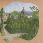 Fassadenmalerei V