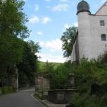 Auf dem Schlossgelände