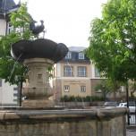 Hennenbrunnen in Ilmenau