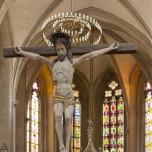 Christus im Dom von Naumburg