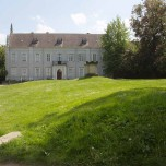 Graues Haus im Wörlitzer Park