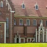 St.-Petri-Kirche im Wörlitzer Park