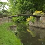 Agnesbrücke im Wörlitzer Park