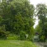 Hohe Brücke im Wörlitzer Park