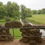 Blick von der Felspartie