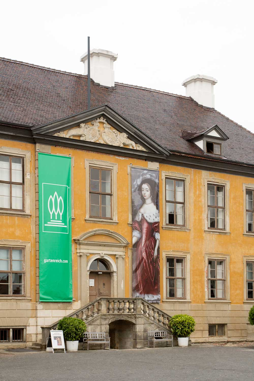 Schloss Oranienbaum
