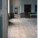 Zimmerflucht in Schloss Oranienbaum