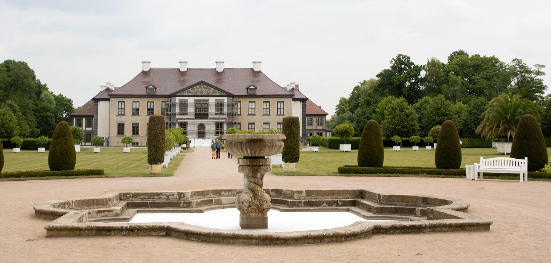 Schloss und Schlossgarten Oranienbaum