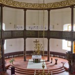 Stadtkirche, Blick von der Empore