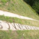 Sichtachse auf dem Mittelberg