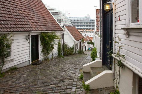 Von Stavanger nach Lysebotn