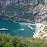 Lysefjord und Lysebotn