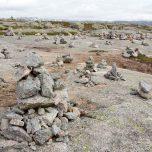Steinmännchen in Norwegen