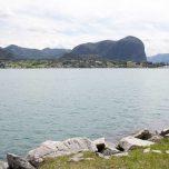Am Beginn des Lysefjords