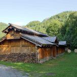 Gildehalle, Campingplatz, Norwegen, Wikinger