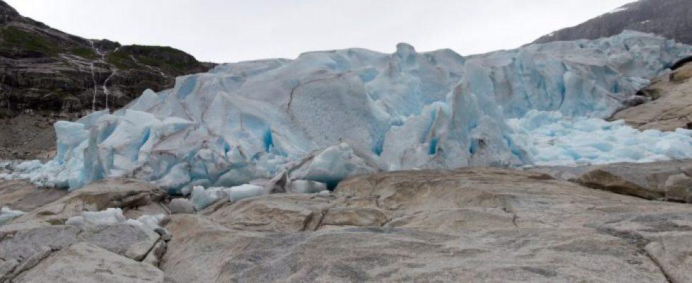 Panorama Gletscher Nigardsbreen