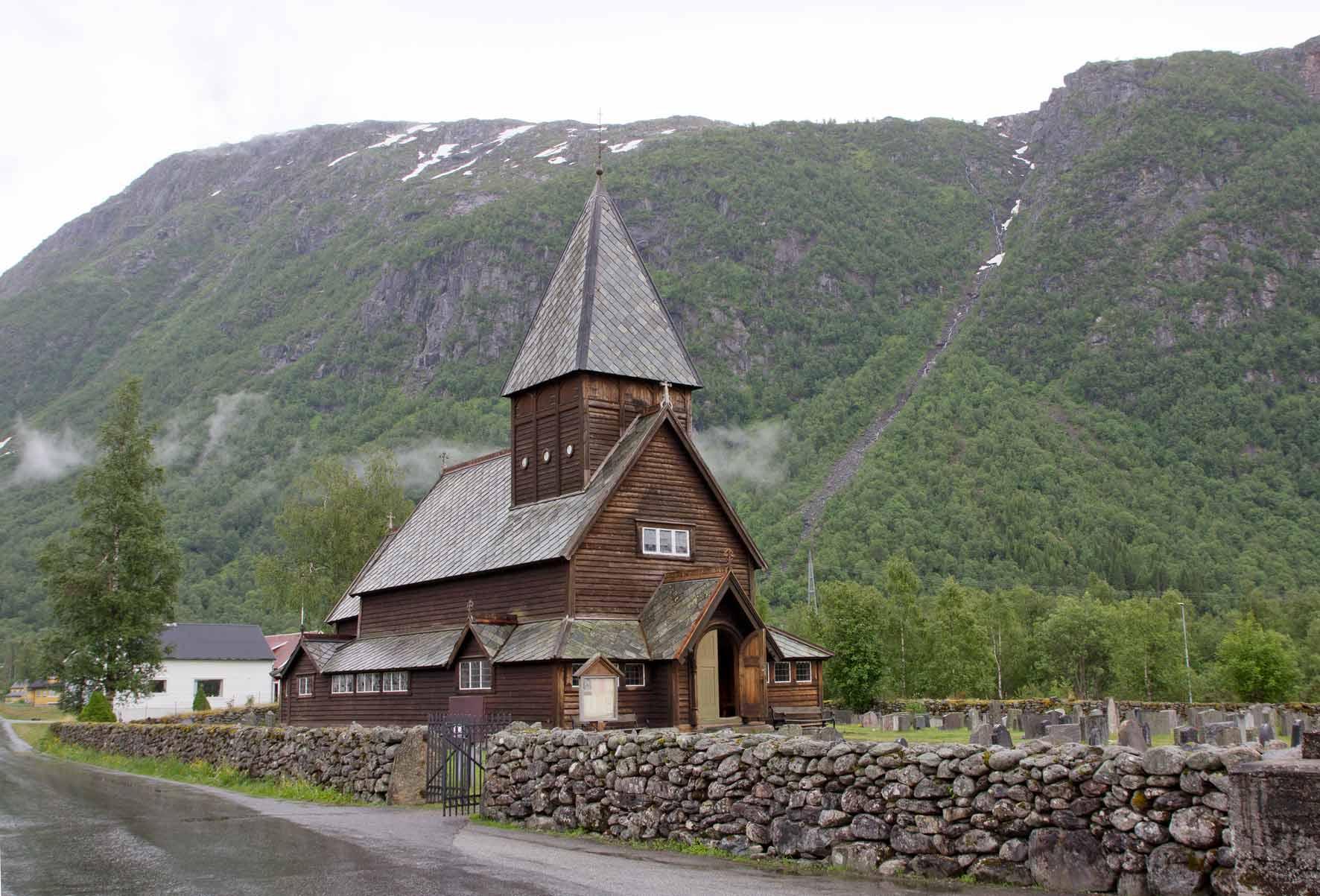 Stabkirche Røldal