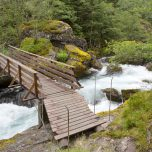 Brücke im Bondhustal