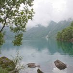 Bondhusvatnet, Bondhus-See