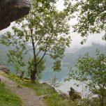 Wanderweg Bondhus