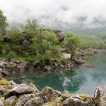 Wanderweg, Bondhusvatnet