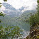 Bondhusvatnet Bondhus-See
