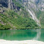 Gletschergrüner Bondhusvatnet