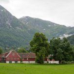 Wirtschaftsgebäude Baronie Rosendal