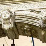 Herrenhaus Detail