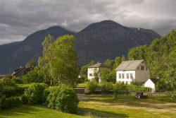 Abendstimmung in Eidfjord