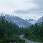 Straße zum Nigardsbreen