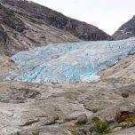 Auf dem Weg zum Gletscher Nigardsbreen