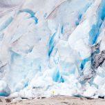 Am Gletscher Nigardsbreen