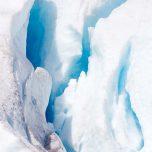 Nigardsbreen Blau Gletschereis