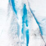 Blau Nigardsbreen Gletschereis