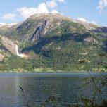 Wasserfall Feigumfossen