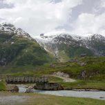 Brücke im Langdalen