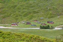 Siedlung im Langdalen
