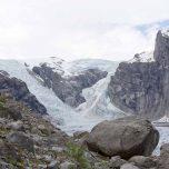 Gletscher Austerdalsbreen