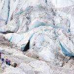 Gletscherwanderung auf dem Austerdalsbreen