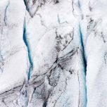 Gletscherspalten am Austerdalsbreen