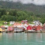 Solvorn am Lusterfjord
