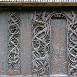 Stabkirche Urnes Detail