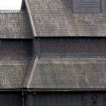 Stabkirche Urnes Dach