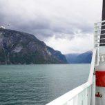 Fähre Sognefjord Nærøyfjord